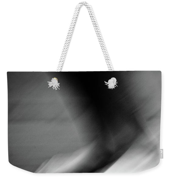Weekender Tote Bag featuring the photograph Modern Dance 33 by Catherine Sobredo