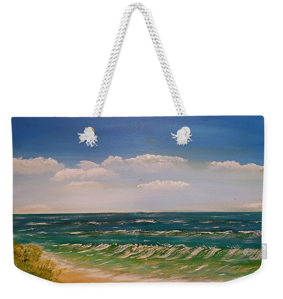 Moments Of Peace Weekender Tote Bag