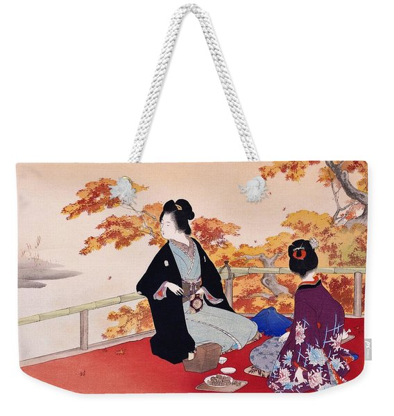 Momijigari - Top Quality Image Edition Weekender Tote Bag