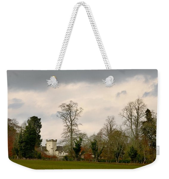 Moniack Castle Weekender Tote Bag