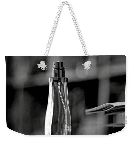 Monochrome Definition Of Beauty Weekender Tote Bag