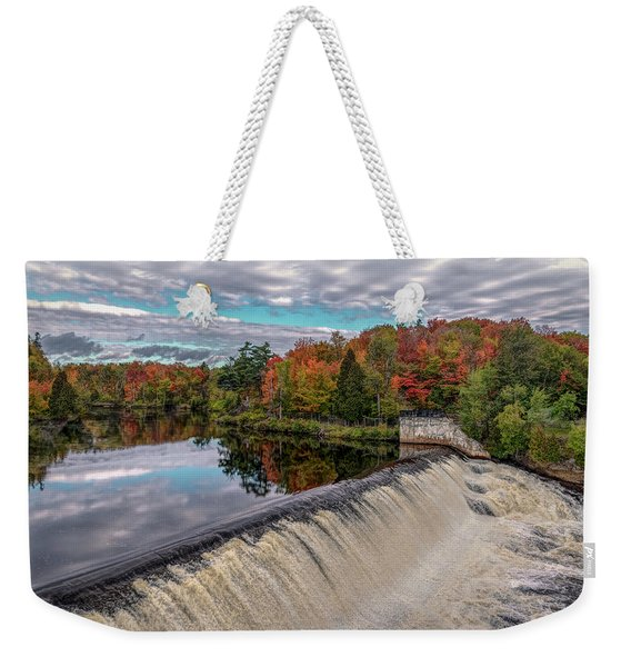 Montmorency Falls Weekender Tote Bag
