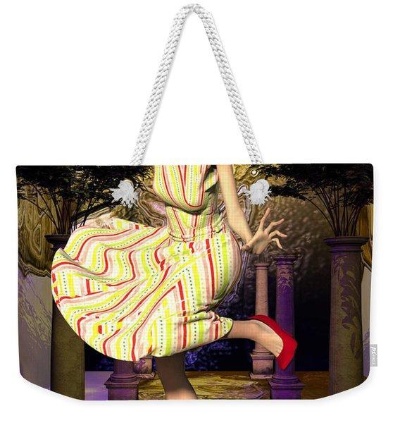 Montserrat Weekender Tote Bag