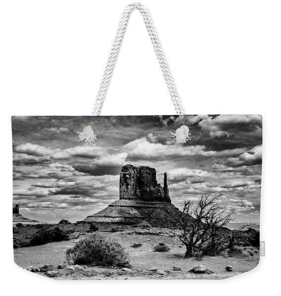 Monument Valley, June 2018 Weekender Tote Bag