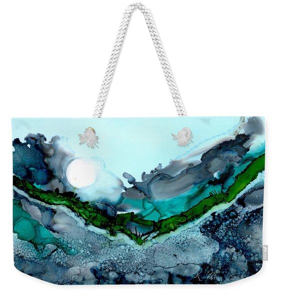 Moondance IIi Weekender Tote Bag