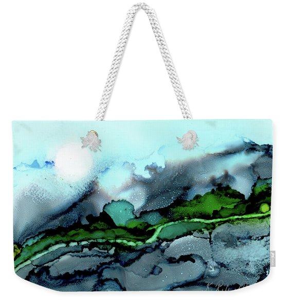 Moondance Iv Weekender Tote Bag