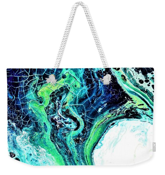 Moonglow  Weekender Tote Bag