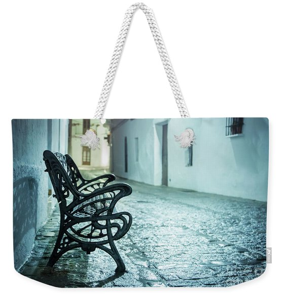 Moonlight Whispers Weekender Tote Bag
