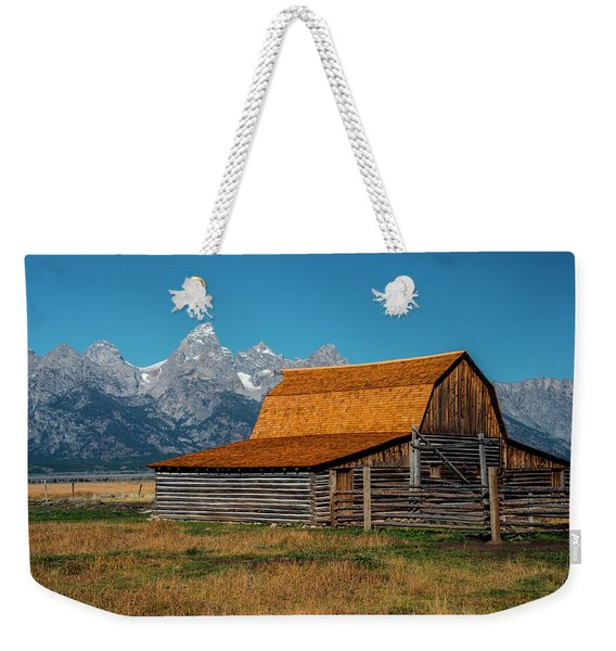 Mormons Barn 3779 Weekender Tote Bag