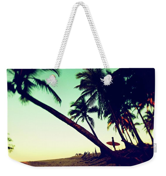 Morning Gaze Weekender Tote Bag