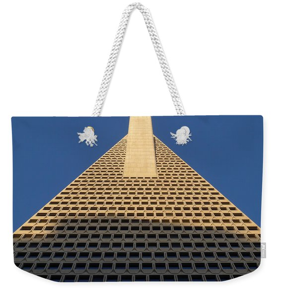 Morning Mammon Weekender Tote Bag
