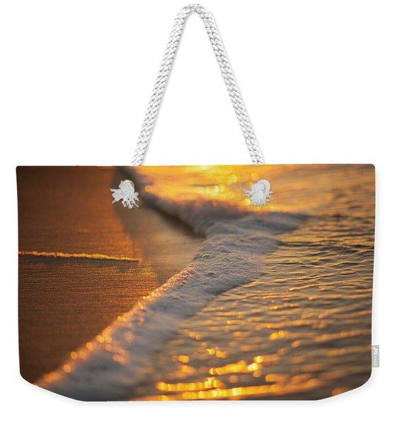 Morning Shoreline Weekender Tote Bag
