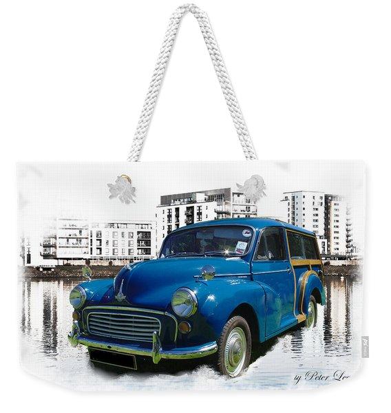 Morris Super Minor Weekender Tote Bag