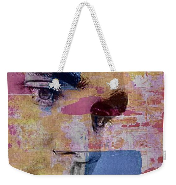 Morrissey Around Town Weekender Tote Bag