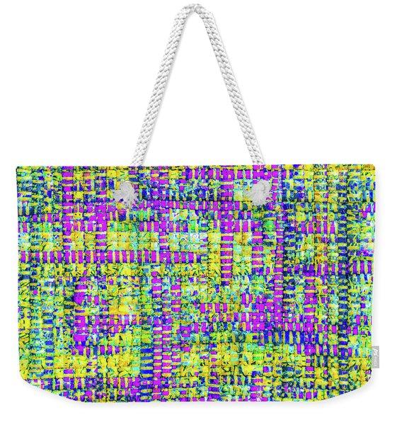 Mosaic Tapestry 2 Weekender Tote Bag