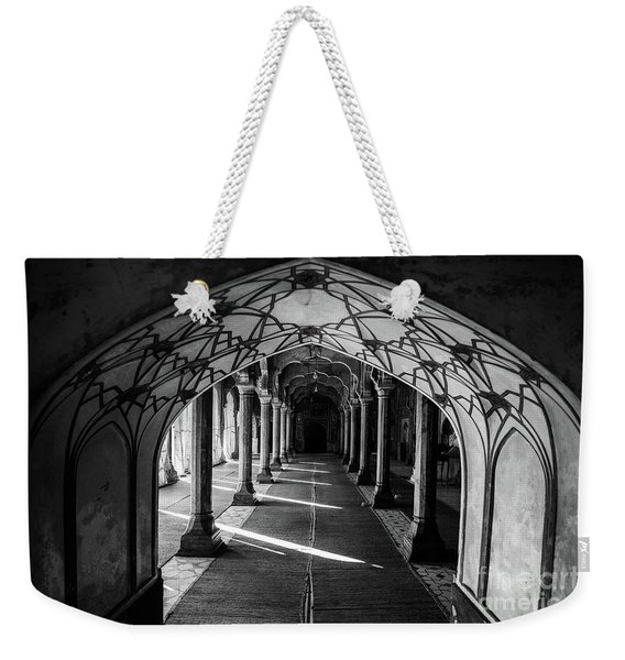 Mosque Entrance Weekender Tote Bag