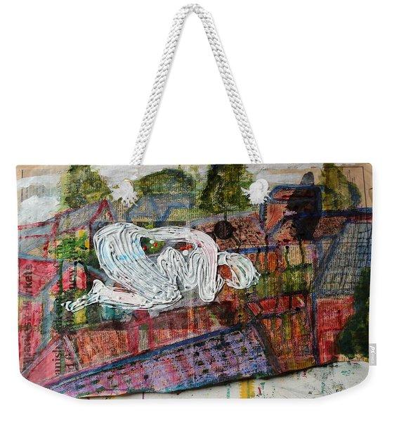 Mother Money Hibernates To The Detriment Of Us All Weekender Tote Bag