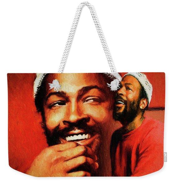 Motown Genius Weekender Tote Bag