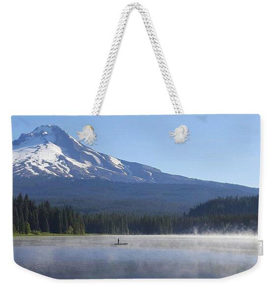Mount Hood Weekender Tote Bag
