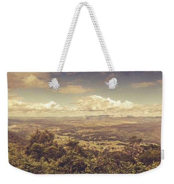 Mount Mee Weekender Tote Bag