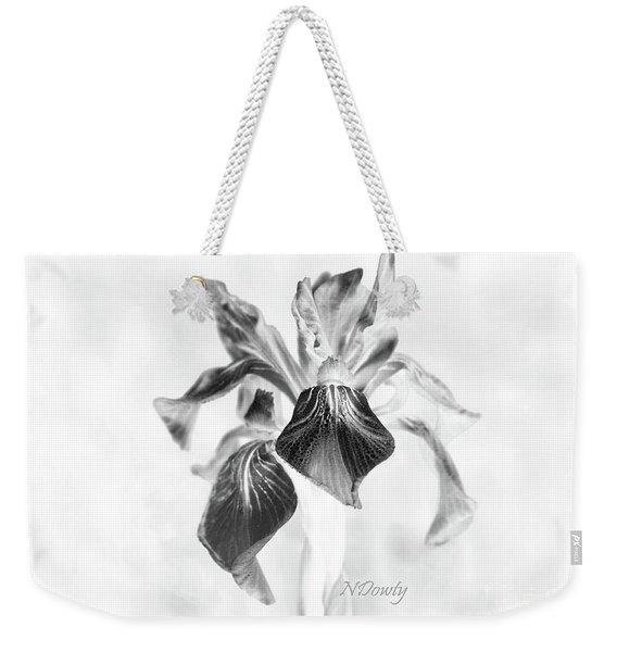 Mountain Lily Weekender Tote Bag