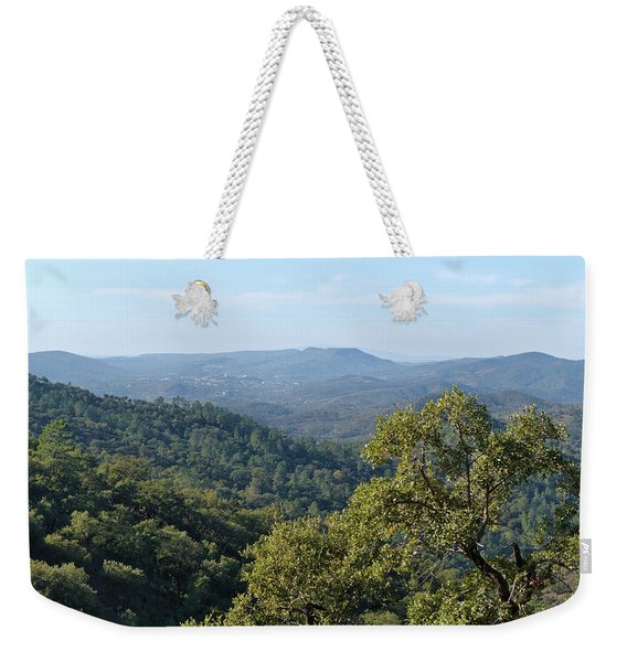Mountains Of Loule. Serra Do Caldeirao Weekender Tote Bag