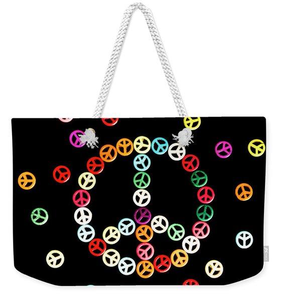 Movement Of Unity Weekender Tote Bag