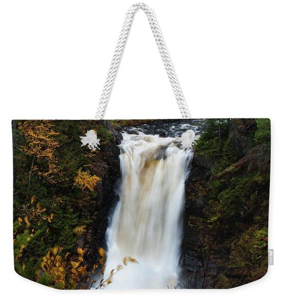 Moxie Falls Weekender Tote Bag
