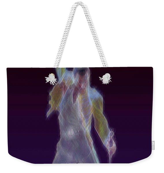 Mr. Fahrenheit Weekender Tote Bag