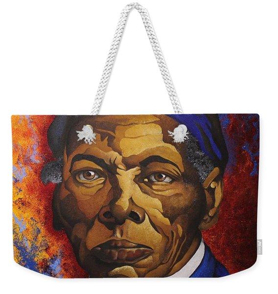 Ms. Tubman Weekender Tote Bag