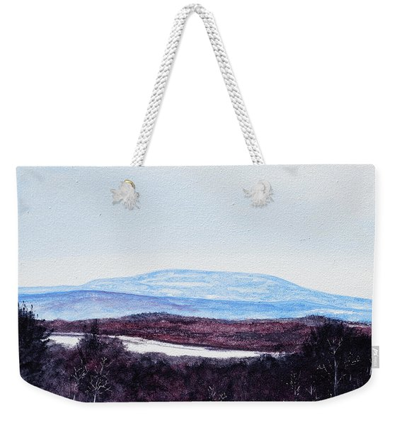 Mt. Wachusett Weekender Tote Bag