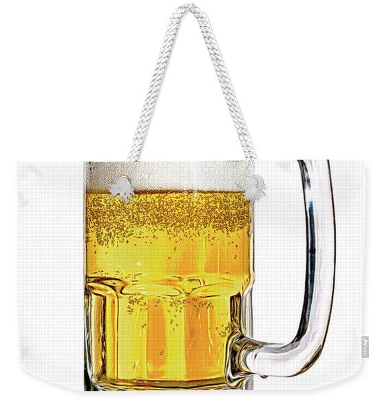 Mug Of Beer Weekender Tote Bag