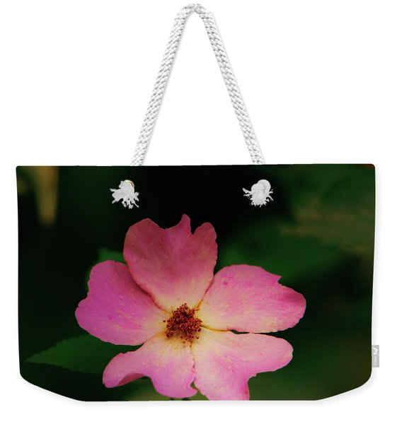 Multi Floral Rose Flower Weekender Tote Bag