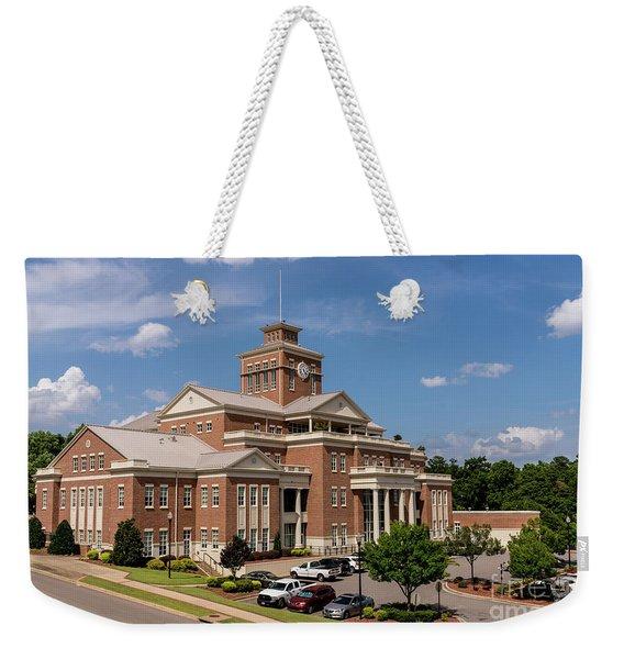 Municipal Building - North Augusta Sc Weekender Tote Bag
