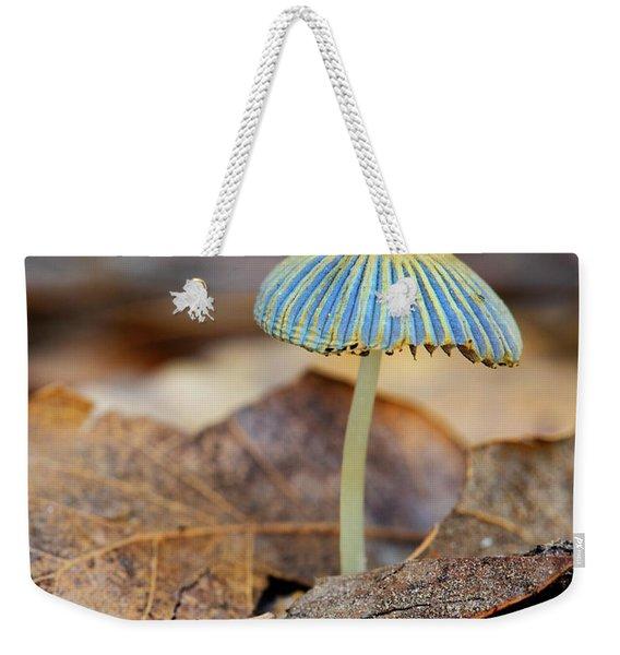 Mushroom Under The Oak Tree Weekender Tote Bag