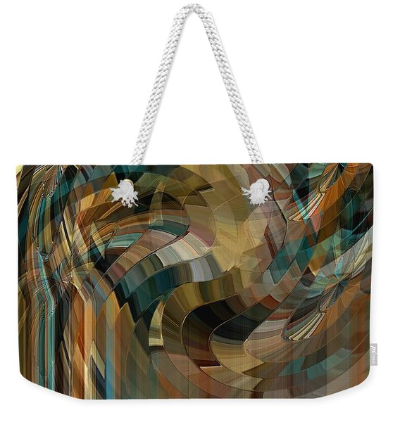Mushrooms Forever Weekender Tote Bag