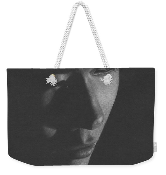 Muted Shadow No. 10 Weekender Tote Bag