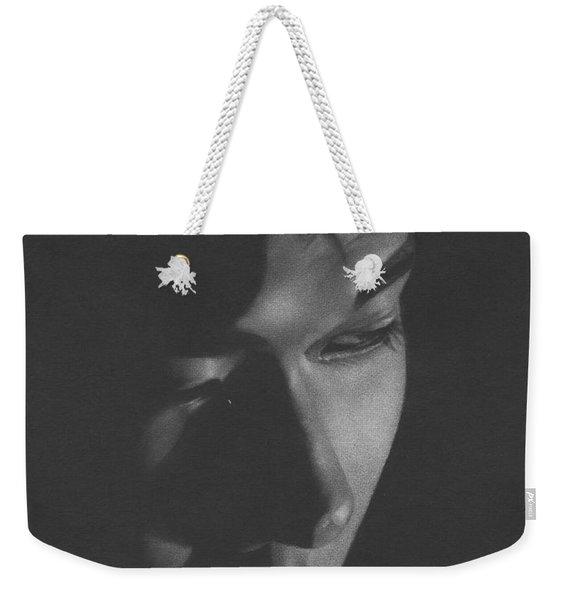 Muted Shadow No. 10 Weekender Tote Bag