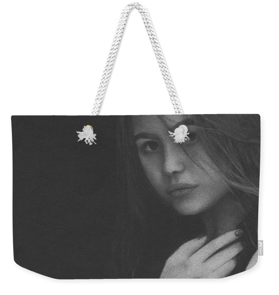 Muted Shadow No. 6 Weekender Tote Bag