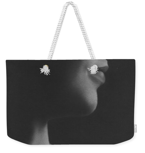 Muted Shadow No. 7 Weekender Tote Bag