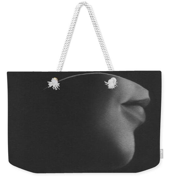 Muted Shadow No. 7 Weekender Tote Bag
