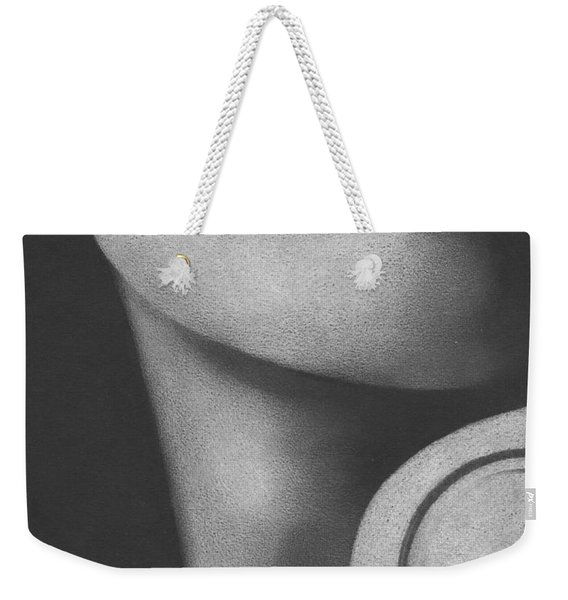 Muted Shadow No. 8 Weekender Tote Bag