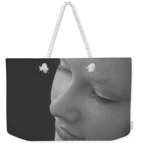 Muted Shadow No. 9 Weekender Tote Bag