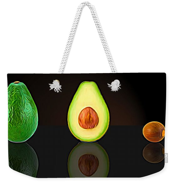 My Avocado Dream Weekender Tote Bag
