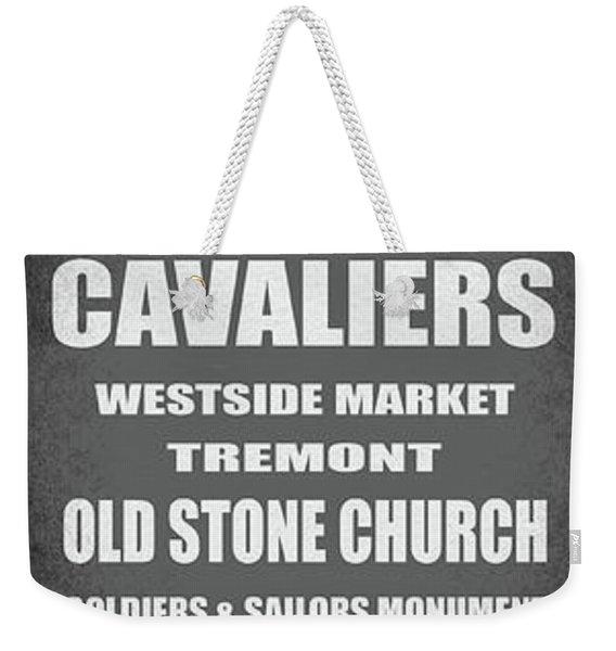 My Hometown Weekender Tote Bag