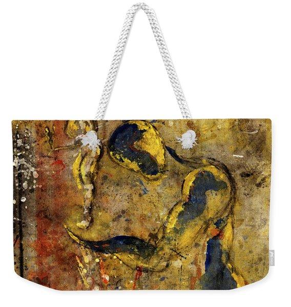 My Likeness Weekender Tote Bag