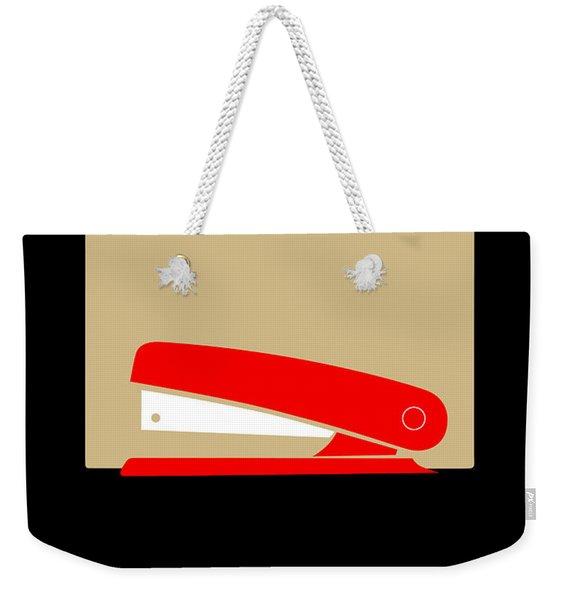 My Stapler Weekender Tote Bag