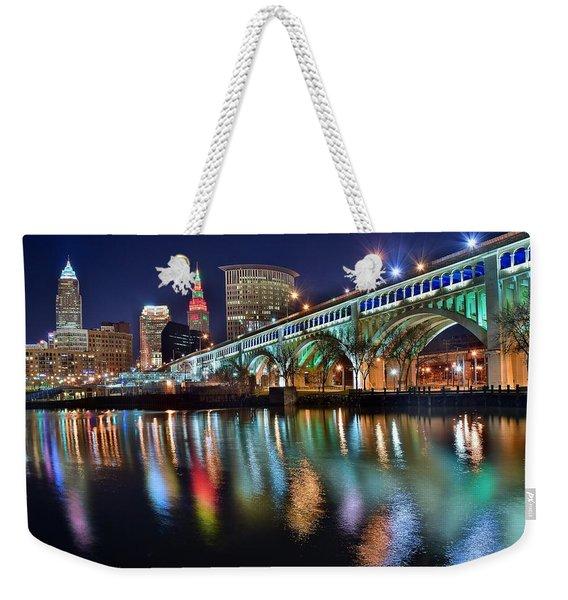 My Town Weekender Tote Bag