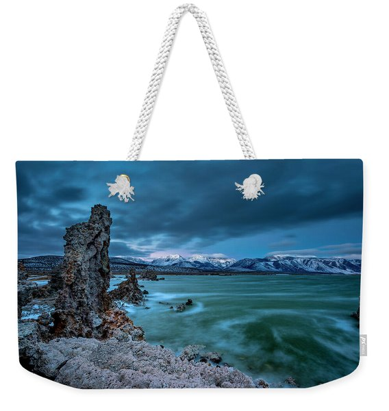 Mystical Mono Lake Weekender Tote Bag