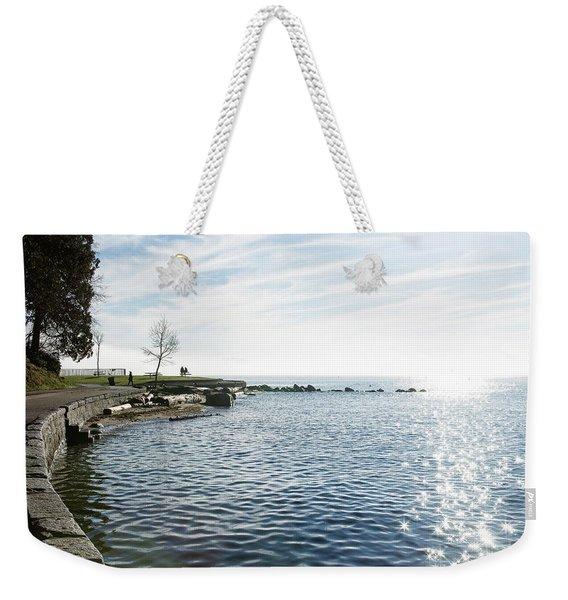 Mystical Morning Weekender Tote Bag